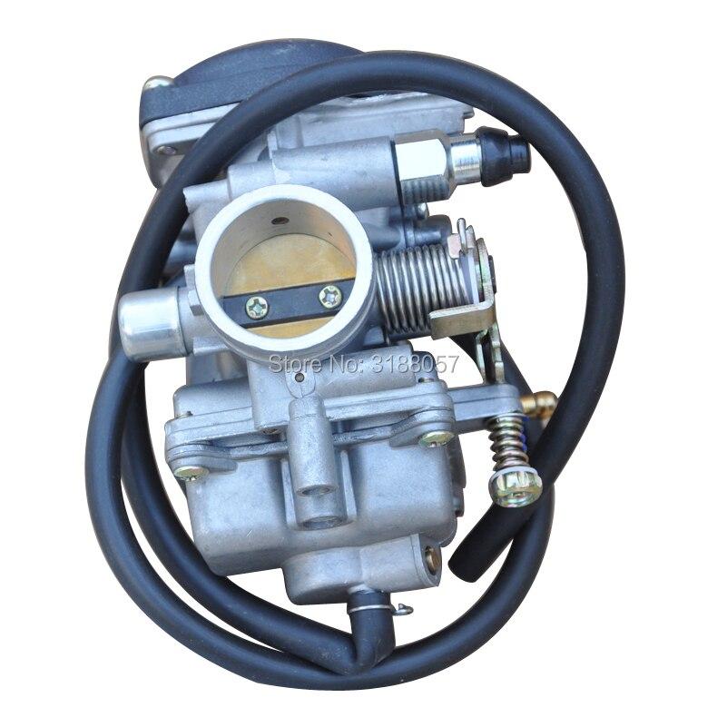 Brillante Carburador De 30mm 250cc Ajuste Jianshe Loncina Bashan Baja 250cc Atv Quad Atv250 Js250 Carburador Accesorios
