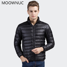Parkas Overcoat Winter Jackets Coats Hombre Solid Mens clothes Warm Thick Windproof Youth Fashion Casual Large Size MOOWNUC MWC