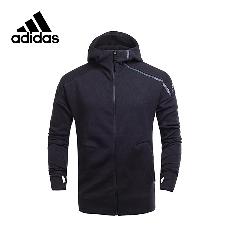 New Arrival Official Adidas Men's Jacket Z.N.E HOODY Breathable Leisure Hooded Sportswear original new arrival official adidas men s breathable jacket hooded sportswear