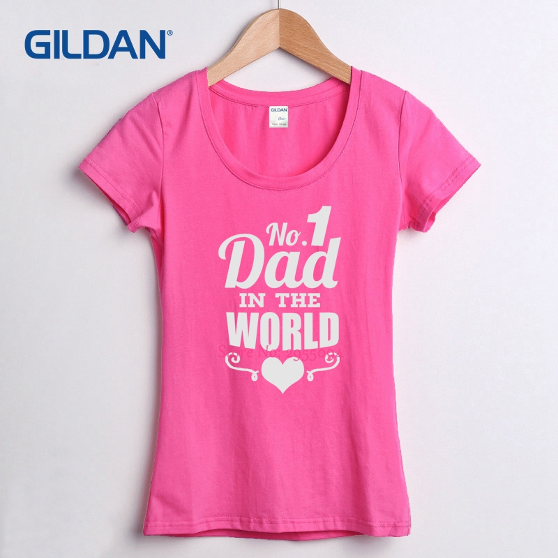 Fathers Day Worlds Best Dad Papa Birthday Gift Daddy Present Pappa 2018 Women T Shirts Black Shirt Fashion Tee In From Womens Clothing