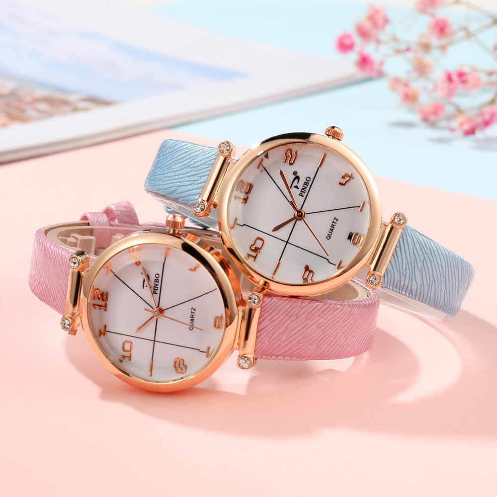 אופנה צבע רצועת דיגיטלי חיוג סגסוגת בנד בנד קוורץ אנלוגי יד שעונים שעון קיר מודרני עיצוב גדול montre femme erkek50