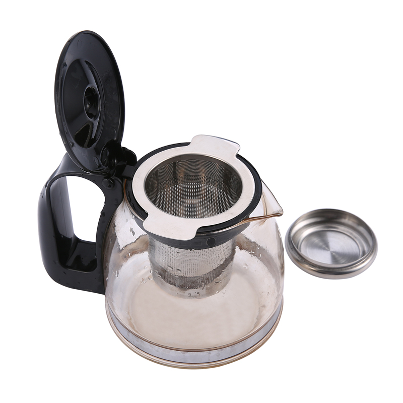 Pawaca Reusable Stainless Steel Tea Infuser Basket with Lid Cover 2 - Kitchen, Dining and Bar - Photo 6