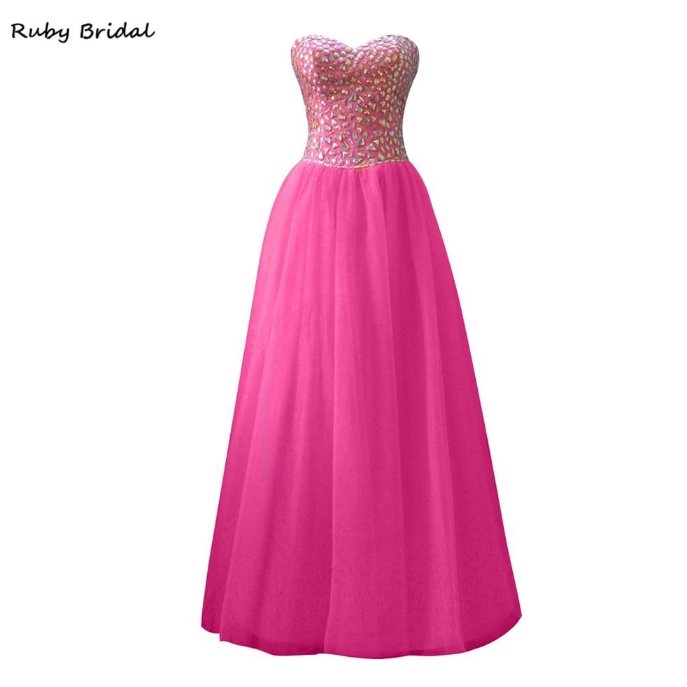 Compra red roses prom dress y disfruta del envío gratuito en ...