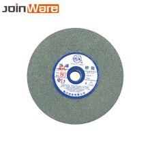 150mmx12. 7x16 millimetri In Ceramica Mola Resistente Disco Abrasivo di Lucidatura Disco di Metallo Ruota di Pietra per Mole Da Banco 80 #