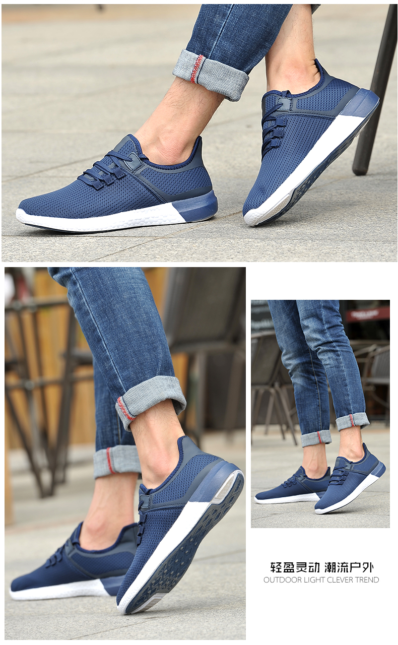 UNN Unisex Running Shoes Men New Style Breathable Mesh Sneakers Men Light Sport Outdoor Women Shoes Black Size EU 35-44 23