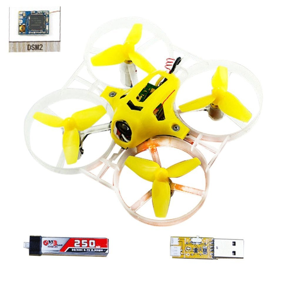 Tiny7 PNP FPV Mini Racing Drone KingKong Quad with 800TVL Camera DSM/2/FRSKY AC800/ FLYSKY PPM/FUTABA FASST FM800 Receiver Drone jmt et125 pnp fpv brushless remote control racing drone mini helicopters flysky futaba receiver accessory