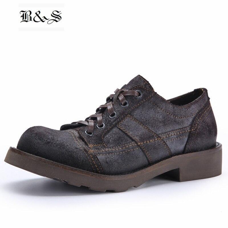 Туфли на плоской подошве с заклепками, женская обувь, белая кожаная женская обувь на рифленой подошве, весенне осенняя Новая повседневная о... - 6