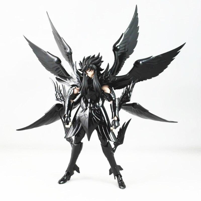 Металл Saint Seiya Ткань Миф Specters император Аид Бог Underworld фигурку Colletion модель