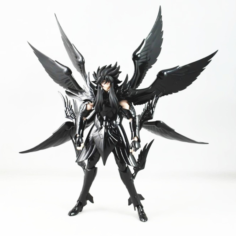 Metal Saint Seiya Cloth Myth Specters Emperur Hades God Of Underworld Action Figure Colletion Model spedizione gratuita bandai saint seiya myth cloth specters cotta nero gost garuda aiakos action figure