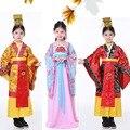 Emperador de la Dinastía Tang Chino Tradicional Traje de Niña de los niños Príncipe Imperial Dragon Dance Ropa Masculina Ropa Antigua 89