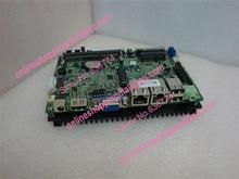 Low power dual network card 3.5 fan car mini computer atom n2800 motherboard
