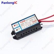 NEUE AC 220 v to12V Elektronische Transformator 20 watt led-treiber Netzteil für 12 v MR11 MR16 G4 LED lampe lampen