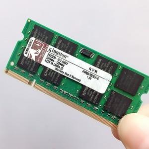 Image 3 - Kingston Laptop Notebook 1GB 2GB  1G 2G  PC2 DDR2 5300S 6400S 667 800 667MHZ 800MHZ  ECC  Laptop Notebook  memory RAM