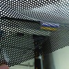 One-Way Perforated Vinyl Privacy Window Film Adhesive Glass Wrap Roll 1.22mx0.5m