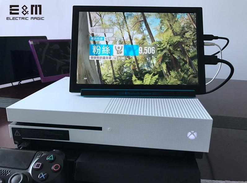 E & m 10.1 дюймов 2560*1600 IPS 2 К Retina Мониторы Экран ЖК-дисплей модуль HDMI ТВ Портативный Малина PI 3 Xbox PS4 Aerial displayer плеер