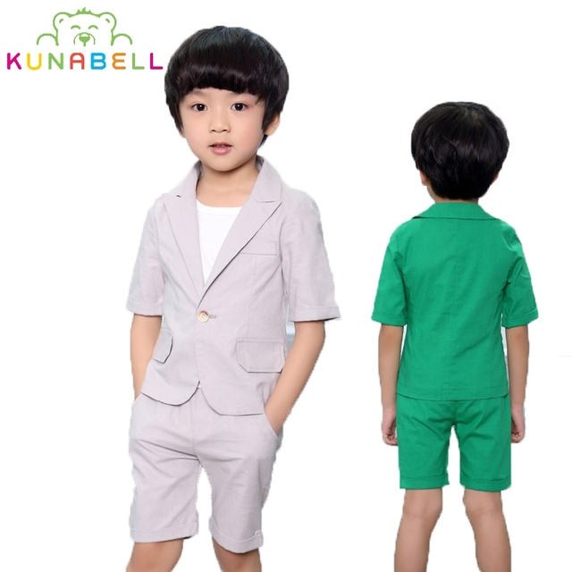 Children Brand Baby Boys Suits Kids Blazer Boys Formal Suit ...