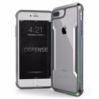 X Doria Defense Shield Cover For IPhone 8 Plus 7 Plus Case Military Grade Drop Tested