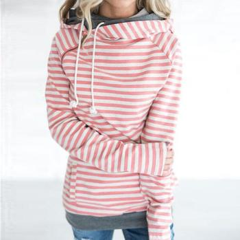 Pull sweat Capuche Femmes Automne Hiver