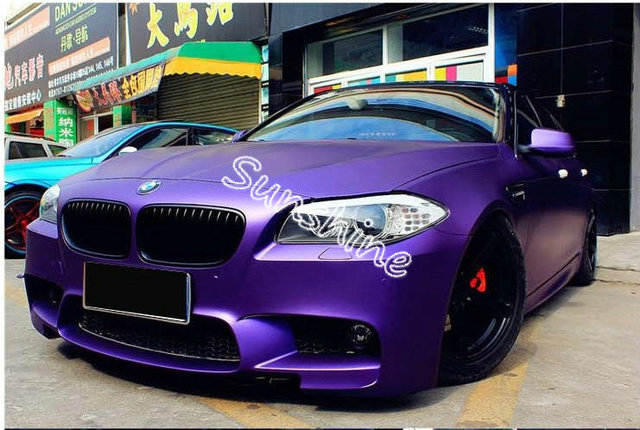 5ftx65ft matt chrome ice purple car vinyl wraps sticker on alibaba group. Black Bedroom Furniture Sets. Home Design Ideas