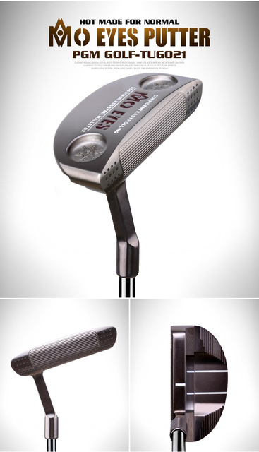 PGM professional golf golf club putter concise targeting system 304 soft iron casting