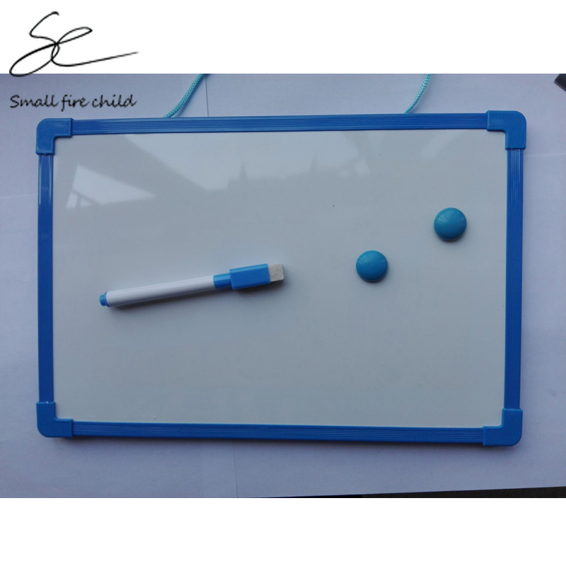 Nouveau 20x30 cm Magnétique Absorbeur Conseil Jouet Aquadoodle Tapis avec 1 Stylo peinture planche à Dessin pour bébé jouer tapis WJ-182
