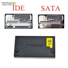 Voor Sony PS2 Sata/Ide Netwerk Hdd Adapter Game Console Ide Sata Socket Hard Drive Disk Voor Playstation 2 SCPH 10350
