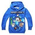 4 - 14 лет большие мальчики балахон молния толстый слой куртка свитер мода рождество молодежь мальчик одежда