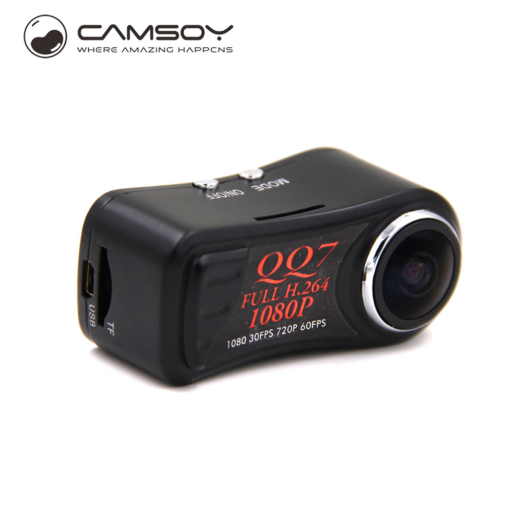 QQ7 Mini Camera Full HD 1080P DVR DV Camera H.264 Micro Camcorder Kamera Mini Digital Camera Small Cam