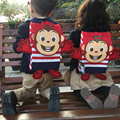 Top sell Lovely Boy Girl with Cartoon Elephant Harness Backpack Infant Anti-lostWalking Safety for Child Outdoor the mall use