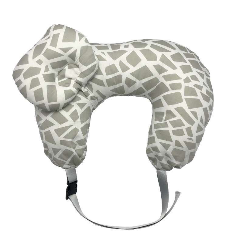 купить Nursing Pillow Newborn Baby Breastfeeding Head Protection Adjustable Mother Feeding Cradle Boppy Pillows for Baby Mother по цене 296.23 рублей