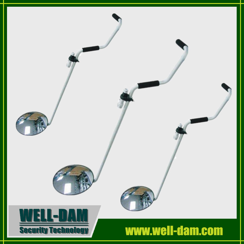 WD-MS Standard Round Convex Inspection Security Mirror with Wheels  цены