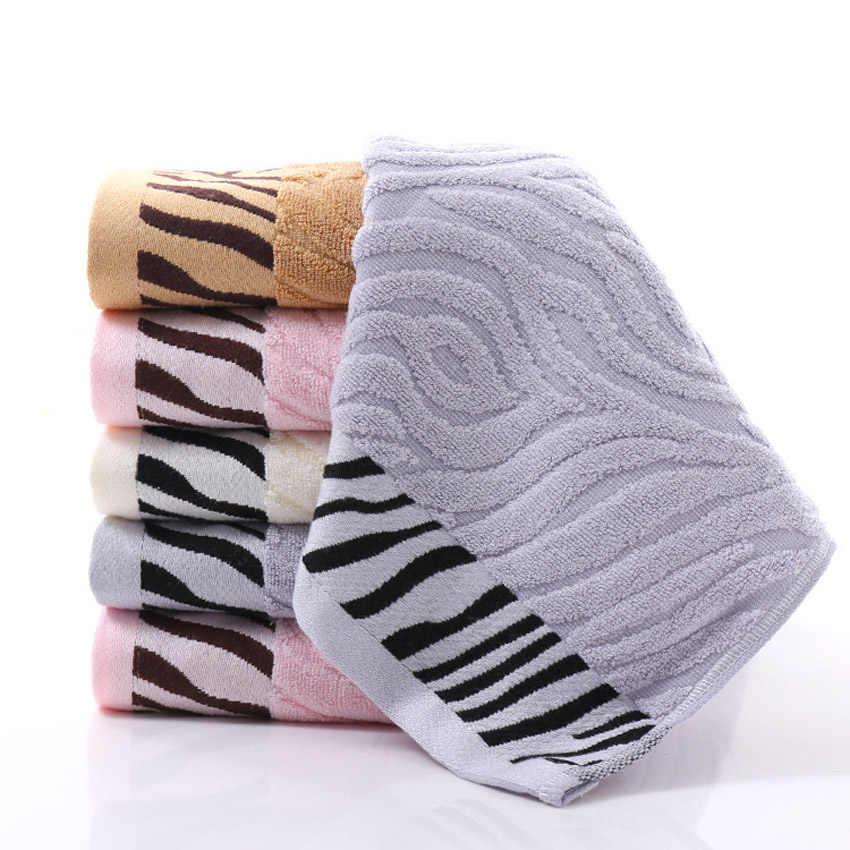 Z włókna bambusowego ręcznik do twarzy stałe paski ręczniki domu łazienka Hotel dla dorosłych dzieci 33x75 cm Toalla twarzy Visage serwetka