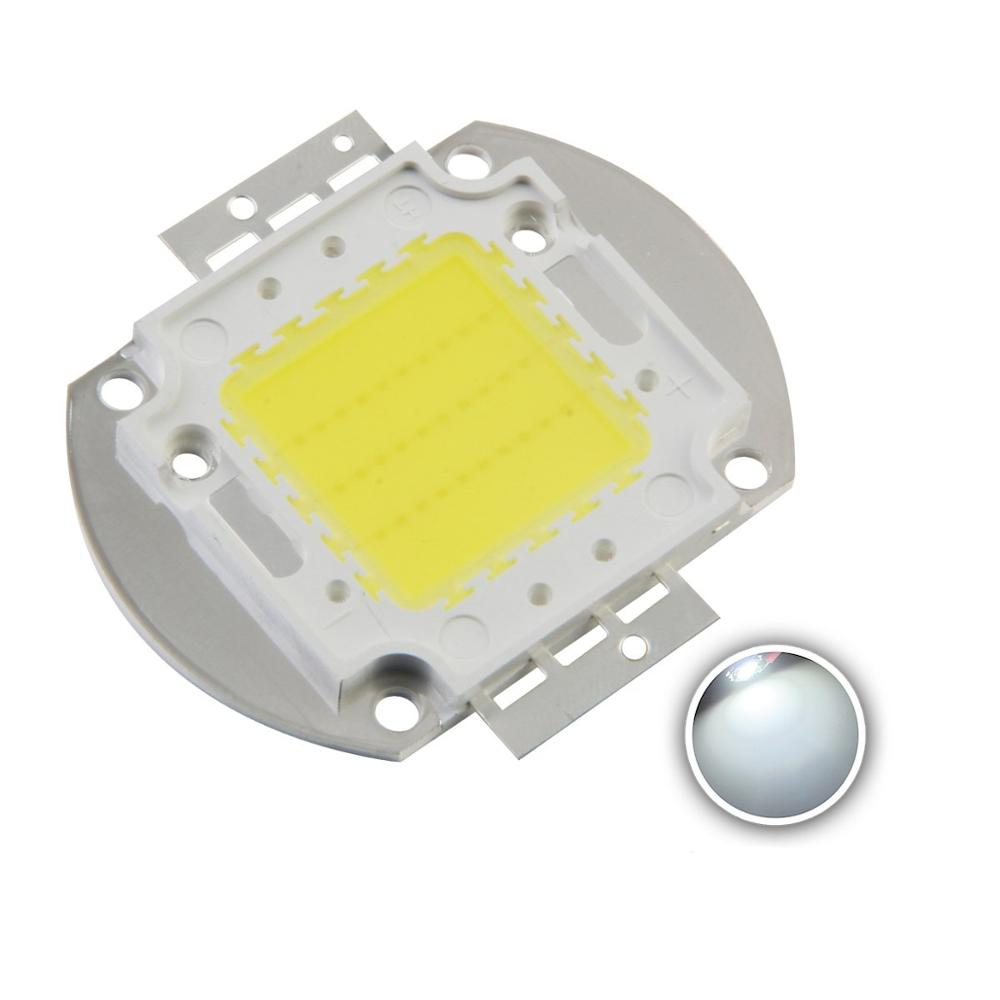 Cold Warm White Epistar10W 20W 30W 50W LED Light COB Integrated LED Lamp Chip DIY Floodlight Spotlight Bulb
