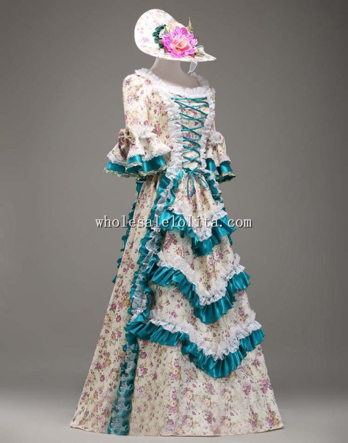 Online get cheap 18th century wedding dresses aliexpress for 18th century wedding dress