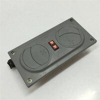 STARPAD personenauto onderdelen Airconditioning trim dubbele outlet modificatie levert groothandel prijs gratis verzending