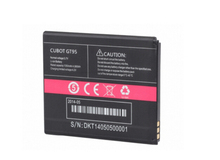 Cubot GT95 Battery Brand New Original 1350mAh Li-ion Replacement for Smart Phone Free Shipping