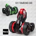 2016 6ch 5 rodas de buggy carro do rc cars abs rotação crawlers RC Deriva Carro Dublê Piscando Com Controle Remoto de Rádio Do Carro Styling!!!