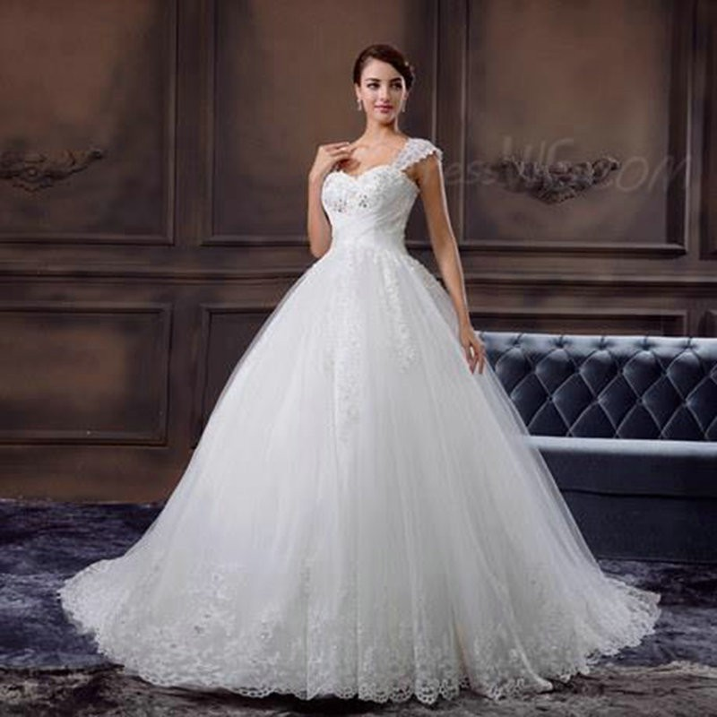 ... Bridal Gowns White Lace Wedding Gowns Vestido Novia Playa. 10873574 1  10873574 4 10873574 5 10873574 6. If you have more questions about the dress 257a72c8bfc1