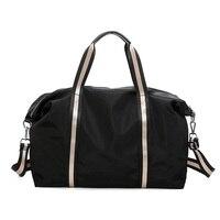 2018 New Gym Bag Hot Nylon Outdoor Male Bag Professional Men And Women Fitness Shoulder Gym