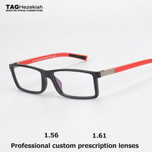 df1e029caf 2019 montura de gafas para hombre marca de miopía marco óptico para  ordenador TH0512 gafas transparentes para mujer oculos de gr.