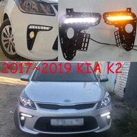 K2 daytime Light,2017 2018 2019,K2 fog light,car accessories,K2 headlight;soul,spectora,k5,sorento,kx5,Sportage R,K 2 ,Rio