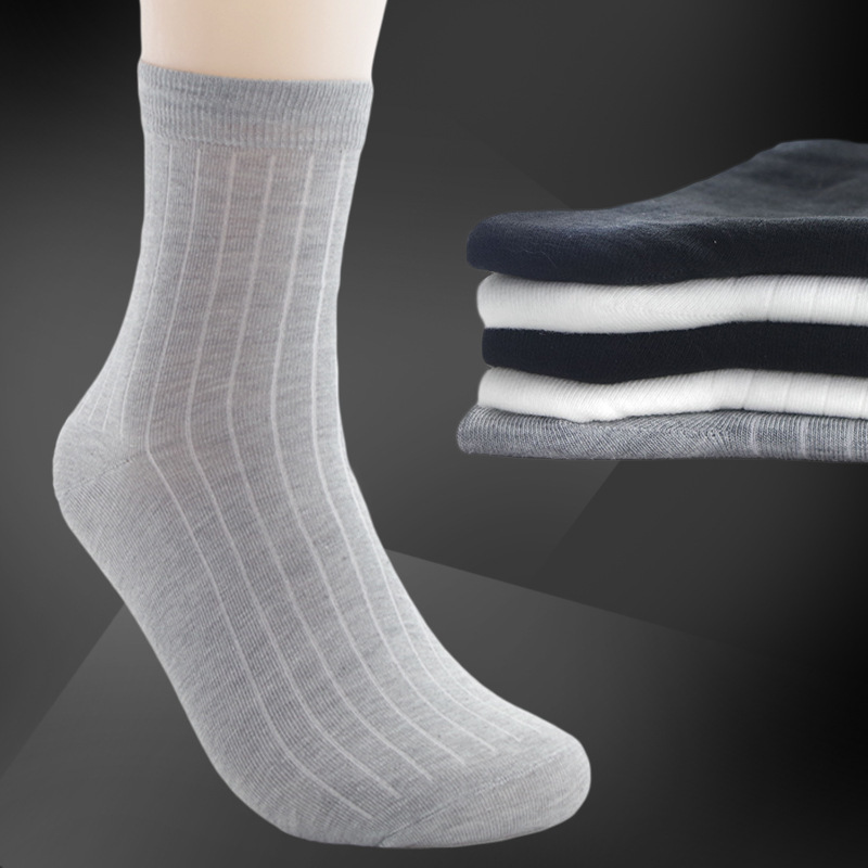 Big size mens cotton socks EU39-45 , Free Shipping 10 pairs/lot, hot sale, plus size, man sox, soks high quality sock