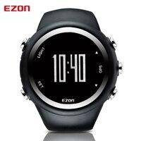 Outdoor Sport Running Gps Digital Mens Watch Ezon Waterproof 50M Alarm Stop Watch Clock Watches Man Digital watch For Men Women