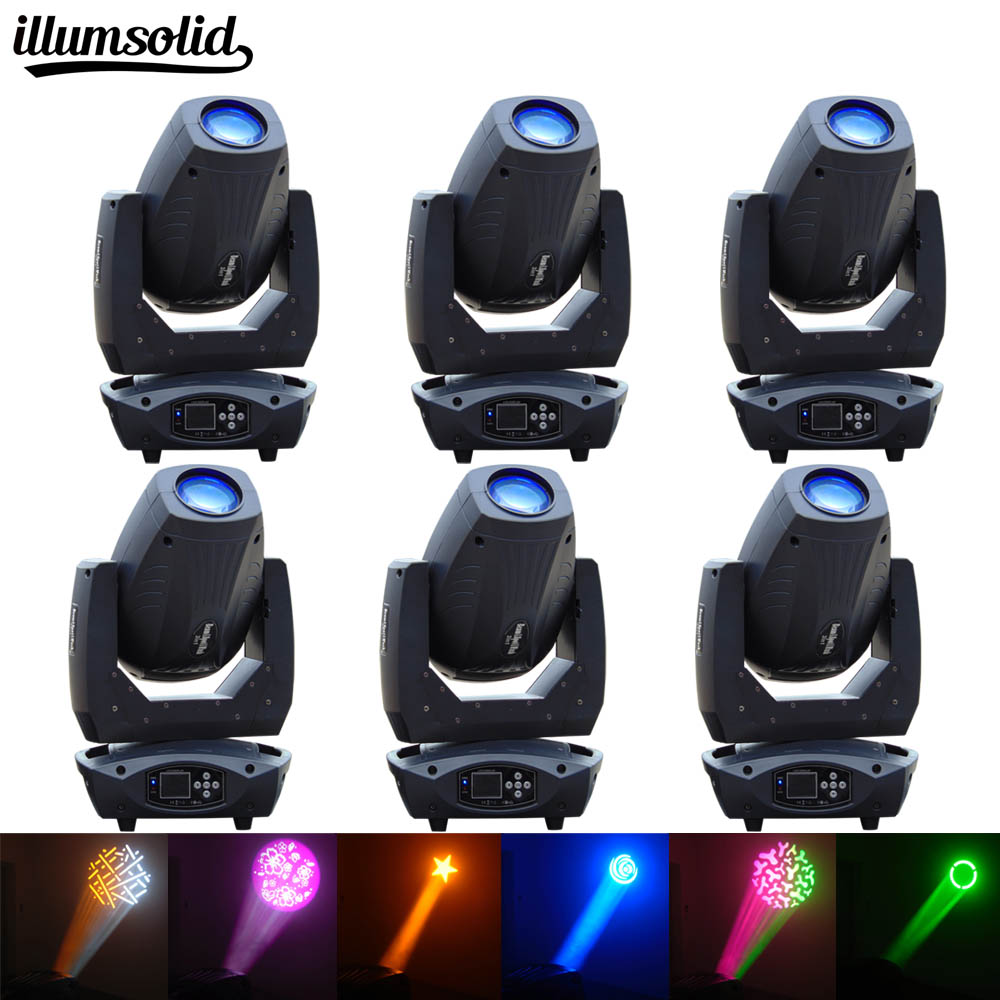 6Pcs/lot Professional LED Beam 200W LED with gobos fog DMX Stage Light Effect Bar Lighting Show Strobe for DJ Disco Party KTV6Pcs/lot Professional LED Beam 200W LED with gobos fog DMX Stage Light Effect Bar Lighting Show Strobe for DJ Disco Party KTV