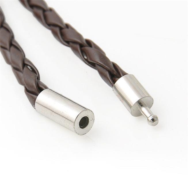 Men Leather Bracelets 5