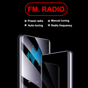 Image 5 - Lossless HiFi MP3 Player 8GB 16GB Mp3 Sports Walkman Music Player Flac Audio Player Touch Key with FM Radio Voice Recorder