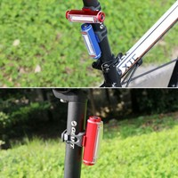 Bicycle Rear LED Lights USB Charging Suitable for Night Riding