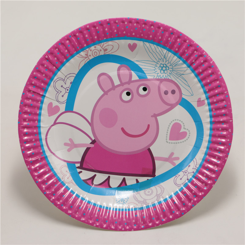 40Pcs/lot Little Pig Party Supplies Kids Birthday Party Decoration Event party supplies Set plates cups napkins Party-in Disposable Party Tableware from ...  sc 1 st  AliExpress.com & 40Pcs/lot Little Pig Party Supplies Kids Birthday Party Decoration ...