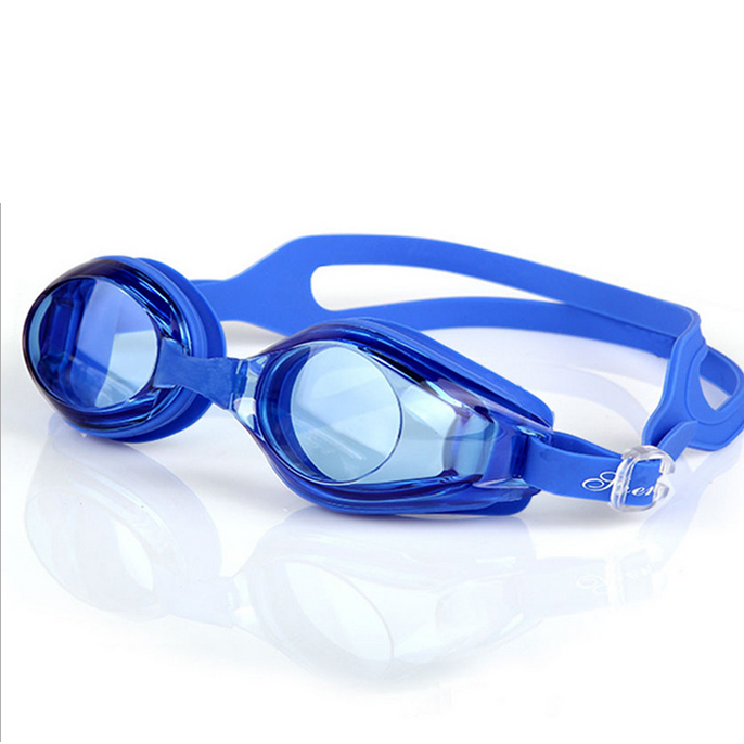 h656 Free shipping sell like hot cakes waterproof anti-fog swimming glasses diving prerequisite products