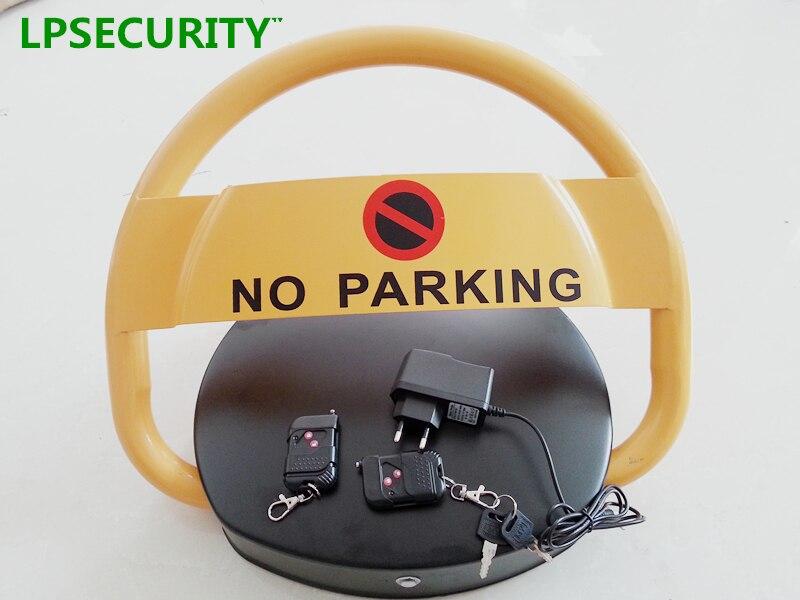 Equipamentos de estacionamento